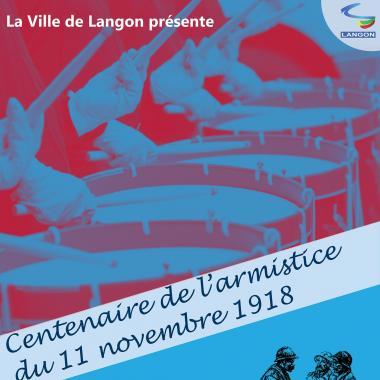 Centenaire armistice 11 novembre